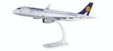 Herpa Wings Lufthansa Airbus A320 - 25 years Munich Airport - D-AIUQ Scale 1/200  611718