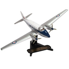 Oxford Diecast DH104 Devon WB534 RAF Transport Command Scale 1/72 OX72DV005