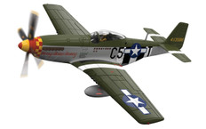 Corgi North American P-51D Mustang 44-13586/C5-T 'Hurry Home Honey', USAAF Scale 1/72