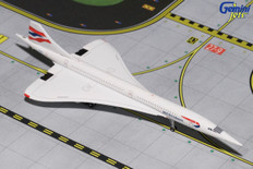 Gemini Jets British Airways Concorde G-BOAF Scale 1/400 GJBAW1667
