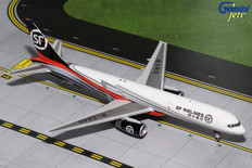 Gemini 200 SF Airlines Boeing 757-200F Scale 1/200 G2CSS657