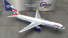 Gemini Jets British Airways Boeing 757-200 Scale 1/400 GJBAW022