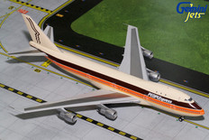 Gemini  200 People express Boeing 747-200 N603PE Scale 1/200 G2PEX695