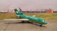 Jet-x Braniff Boeing 727-100 N7276 Scale 1/400 JX034