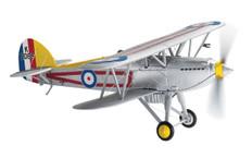 Corgi Hawker Fury Mk.I, K2065, RAF No.1 Squadron, 'C' Flight Leaders Aircraft 100 Years of the RAF Scale 1/72 AA27304