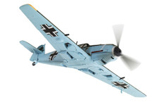 Corgi Messerschmitt Bf 109E-4, Wilhelm Balthasar, 1./JG.1, France 1940 Scale 1/72 AA28005 Due 1st half of 2018