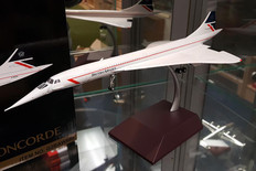 Gemini 200 Aerospatiale British Airways Concorde Landor Color Scheme Scale 1/200 G2BAW699