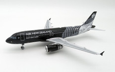JFOX AIR NEW ZEALAND AIRBUS A320-232 ZK-OAB WITH STAND SCALE 1/200 JFA320004