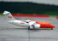 Jet-X TNT BAE146 OO-TAA Scale 1/400 JX367