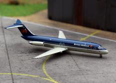 Jet-X BMI DC-9 Series 32 G-BMAM Scale 1/400 JXBMI