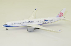 JC Wings China Airlines Airbus A350 B18908 Scale 1/400 JC4728A