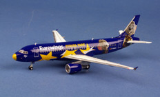 Herpa Wings Eurowings Airbus A320 Europa-Park D-ABDQ Scale 1/200 558808Price TTC