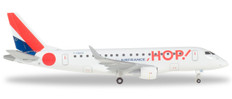 Herpa wings Hop! for Air France Embraer E170 - F-HBXE  Scale 1/400 562621