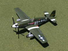 Gemini Aces North American P-51 B Mustang Hun Hunter Scale 1/72 GAUSA2006