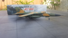 Mag Jet age military aircraft F-111A Aardvark  Scale 1/144 MAGJK04