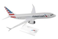Skymarks American Airlines Boeing 737 MAX8 Scale 1/130 SKR962