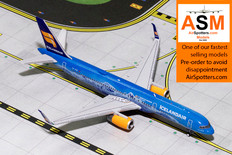 Gemini jets ICELANDAIR Boeing 757-200 TF-FIR Scale 1/400 GJICE1672