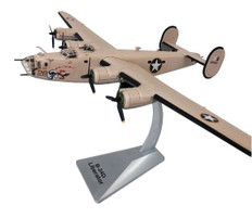 Air Force One B-24D Liberator Bomber USAAF Wongo Wongo 512th 376th Bomb Group Liberandos 9th Air Force Scale 1/72 AF1-0157