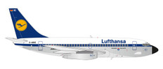 Herpa Lufthansa Boeing 737-200 Metal model Scale 1/200 559430