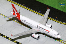 Gemini jets Qantaslink Airbus A320-200 More to love Scale 1/400 GJQFA1772