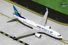 Gemini jets WestJet Boeing 737 MAX 8 C-FRAX Scale 1/400  GJWJA1823