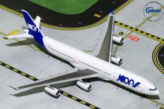 Gemini jets  JOON Airbus A340-300 F-GLZP Scale 1/400 GJJON1765