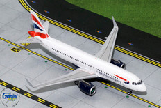 Gemini 200 British Airways Airbus A320neo G-TTNA Scale 1/200 G2BAW755