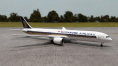 Herpa Singapore Airlines Boeing 787-10 Scale 1/500 531511