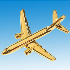 Boeing 737-800 Pin Badge