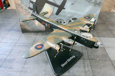Atlas Short Stirling Boxed and with gear Scale 1/144 Approx 004A