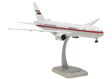 Hogan wings United Arab Emirates Abu Dhabi Amiri Flight Boeing 777-200ER  Scale 1/200 HG10949