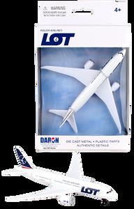 DARON ALITALIA AIRLINES SINGLE PLANE RT0604 Aircraft & Spacecraft