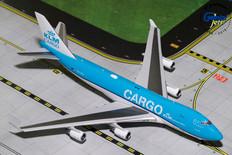 Gemini Jets KLM Cargo Boeing 747-400F PH-CKA Scale 1/400 GJKLM1827