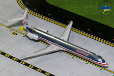 Gemini 200 American Airlines McDonnell Douglas MD-83 N9621A Scale 1/200 G2AAL760