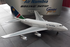Gemini Jets air Namibia Boeing 747SP ZS-SPC Scale 1/400 GJNNB431