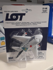 Lot Fun Plane with lights and sound TT335