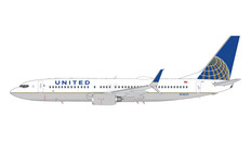 Gemini 200 United Airlines Boeing 737-800 N14237 Scale 1/200 G2UAL759
