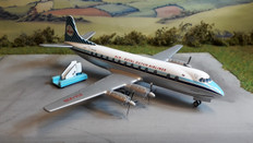 Corgi KLM Royal Dutch Airlines Viscount PH-VIB 1966 Scale 1/144 AA30506