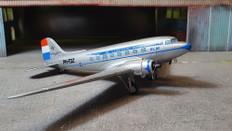 Corgi KLM DC-3 Scale 1/144 AA47108