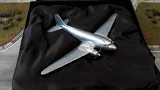 Corgi Precision Chrome DC-3 Scale 1/144 G50061
