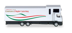 Herpa Wings Emirates Flight Catering? A380 catering truck Scale 1/200 559607