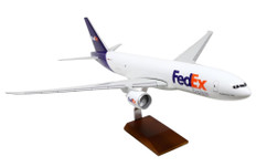 Premium Models Fedex Boeing 777-200LRF N861FD Scale 1/100 14653