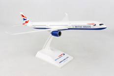 Skymarks British Airways Airbus A350-1000 with Union flag winglets Scale 1/200 SKR1035