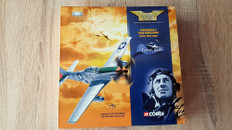 Corgi P51D Mustang 363rd Fighter Group Charles Chuck Yeager Scale 1/72 AA49302
