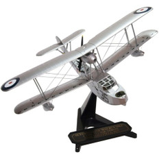 Oxford Aviation Supermarine Walrus L2185 712 Sqn HMS Sheffield 1937  Scale 1/72 72SW005