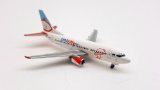 Gemini Jets BMI Baby Boeing 737-500 Scale 1/400 GJBMI409