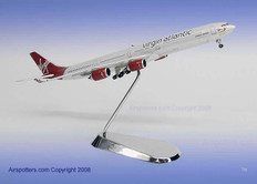 Gemini Jets Chrome Display Stand 1/400 GJSTD777