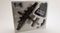 Atlas Halifax Bomber Boxed and with gear Scale 1/144