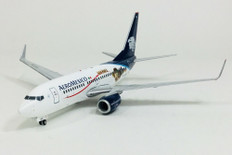 JC WIngs AeroMexico Iron Man 3 Boeing 737-700  XA-GOL With Stand Scale 1/200 JCLH2182