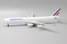 JC Wings Air France Airbus A340-300 F-GLZJ With Stand Scale 1/200 JC2287